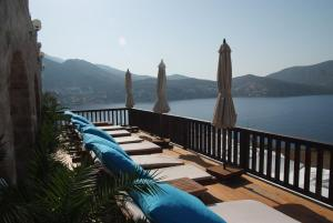 Likya Residence Hotel & Spa - Adults Only, Szállodák  Kalkan - big - 26