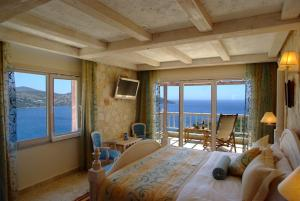 Likya Residence Hotel & Spa - Adults Only, Szállodák  Kalkan - big - 2