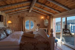 Likya Residence Hotel & Spa - Adults Only, Szállodák  Kalkan - big - 8