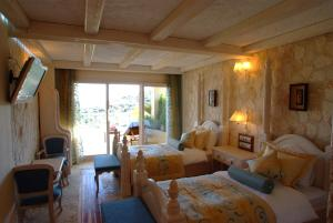 Likya Residence Hotel & Spa - Adults Only, Szállodák  Kalkan - big - 4