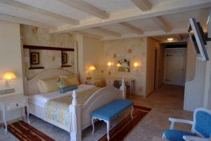 Likya Residence Hotel & Spa - Adults Only, Szállodák  Kalkan - big - 6
