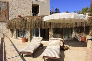 Likya Residence Hotel & Spa - Adults Only, Szállodák  Kalkan - big - 11