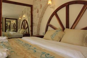 Likya Residence Hotel & Spa - Adults Only, Szállodák  Kalkan - big - 33