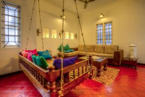 The Fort Bungalow, Hotely  Cochin - big - 7
