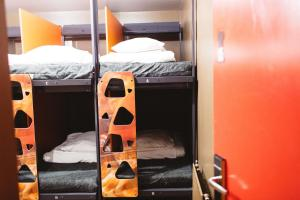 1 Bed in Female Dormitory Room for 10 Adults