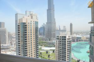 Appartamento Keys Please Holiday Homes - Boulevard Downtown Two Bedroom Apartment, Dubai