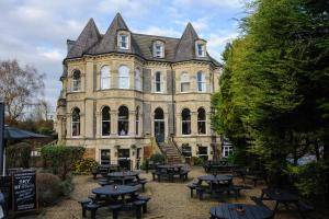 Channings Hotel in Bristol, Somerset, England