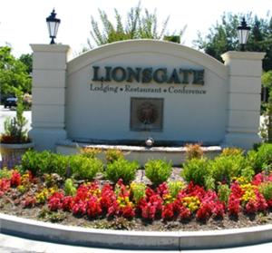 Lions Gate Hotel at McClellan Park