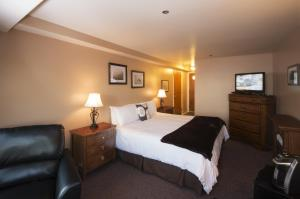 Queen Room with Mountain View - Pet Friendly
