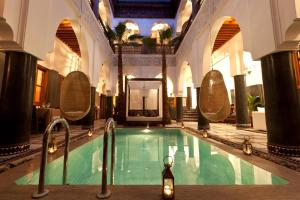 Lodging Hotel & Spa Riad El Walla, Marrakech