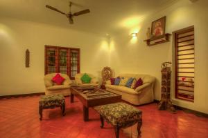 The Fort Bungalow, Hotely  Cochin - big - 21