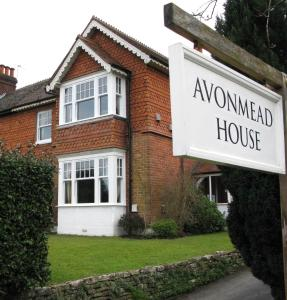 Avonmead House in Ringwood, Hampshire, England