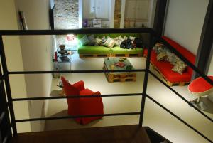 Bunk Bed in Mixed Dormitory Room (8 people)