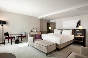 Hilton Junior Suite met Toegang tot de Lounge