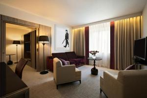 Suite Executive med king-size-seng og Lounge-adgang