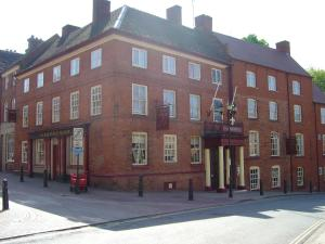 Castle Hotel in Tamworth, Staffordshire, England