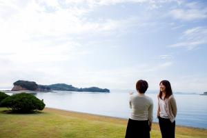Shodoshima International Hotel, Ryokans  Tonosho - big - 40