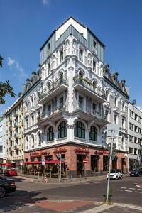 BURNS Art Hotel - Pensionhotel - Hotels