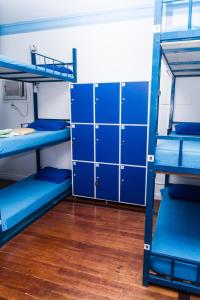 Single Bed in Mixed Dormitory Room (9 adults)