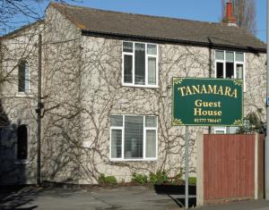 Tanamara Guest House in Retford, Nottinghamshire, England