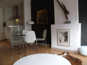 Garden in the city, Apartmány  Gent - big - 22