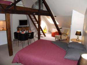 Garden in the city, Apartmány  Gent - big - 5
