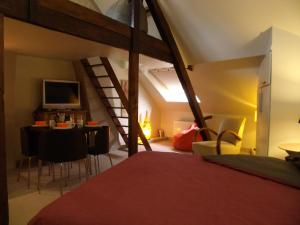 Garden in the city, Apartmány  Gent - big - 26
