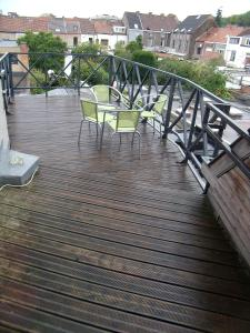 Garden in the city, Apartmány  Gent - big - 11