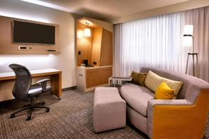Executive King Room with sofa bed Concierge Level