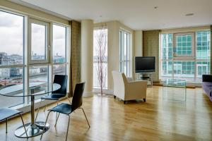 Apartamento City Marque Thames View Serviced Apartments, Londres