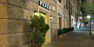 Hotel Plaza Salerno - Pensionhotel - Hotely