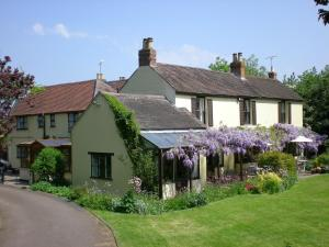 Holdfast Cottage Hotel in Great Malvern, Worcestershire, England