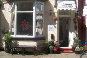 Gemini Guest House in Blackpool, Lancashire, England
