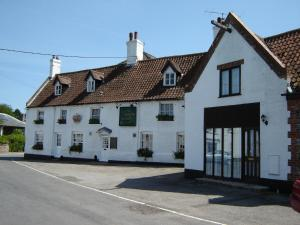 The Crown Hotel in Mundford, Norfolk, England