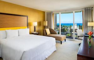 Executive King Room with Ocean View (No Resort Fee)