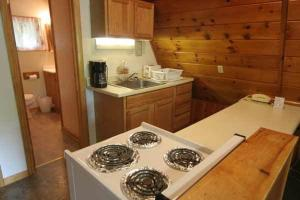 Three-Bedroom Chalet - Cabin D