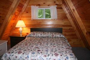 Two-Bedroom Chalet - Cabin E, F,& H
