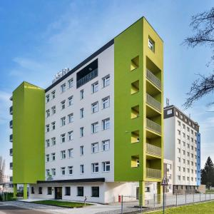 Hotel Morava, Hotels  Otrokovice - big - 29