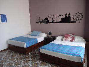 Double Room with 2 Beds