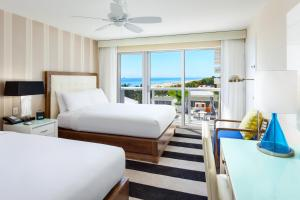 Premium King Room with Balcony- Ocean Front