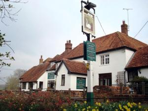The Swan Inn in Hungerford, Berkshire, England