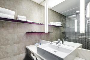 Apartament typu Executive Suite z 1 sypialnią z łóżkiem typu king-size