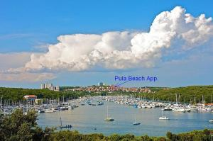 Pula Beach apartment