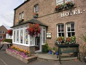 The Wheatsheaf Restaurant With Rooms in Swinton, Borders, Scotland