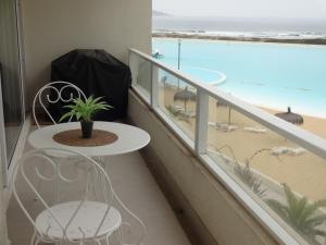 Two-Bedroom Apartment with Sea View - 4th floor