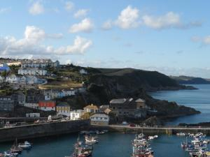 Harbour Tavern Penthouse in Mevagissey, Cornwall, England
