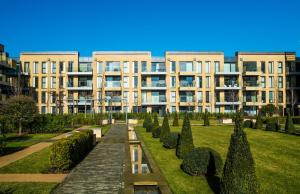 Fulham Riverside Apartments in London, Greater London, England