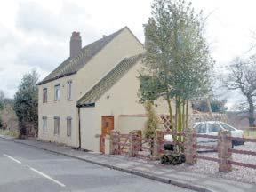 Wayside Guest House in Albrighton, Shropshire, England