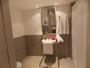 King Room - Disability Access - Roll-In Shower