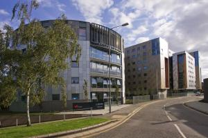 Fitzroy Court (Campus Accommodation) in Luton, Bedfordshire, England